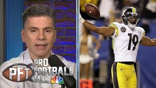 PFT Overtime: Can JuJu become the deep threat the Steelers need? | Pro Football Talk | NBC Sports