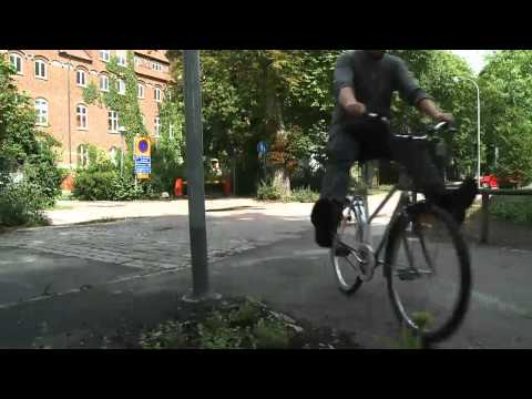 S Lngt Kan Du Rulla P Cykel I Lund video
