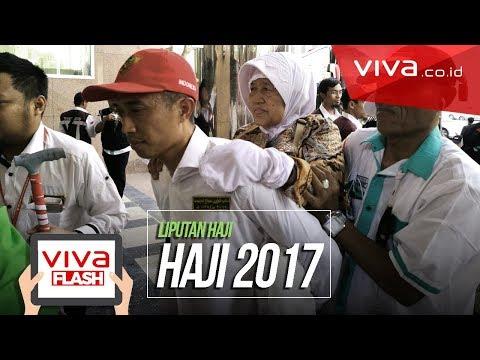 Video info haji indonesia di mekah