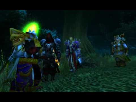 World of Warcraft Machinima: The Grind - Halloween Special