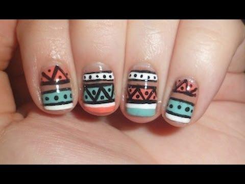 1MNT: Tribal Nails