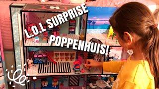 Wat zit er allemaal bij het L.O.L. Surprise POPPENHUIS?