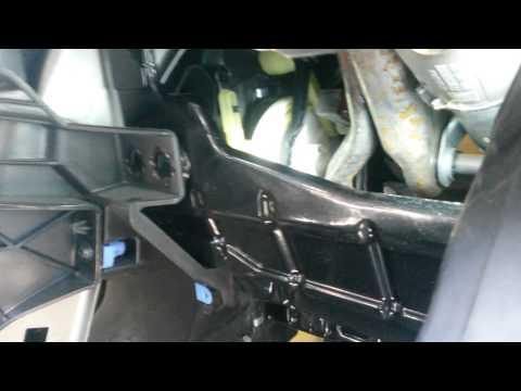 Vauxhall Zafira Windscreen Blower Fix