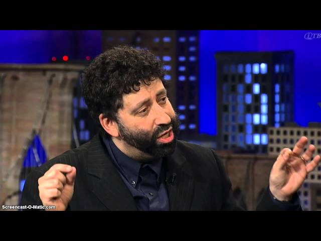 "Interview With Jonathan Cahn, ""The Harbinger"", Part 2/3"