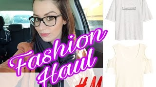 Fashion Haul / H&m / Cubus / Schnäppchen / Me.And.Little.P