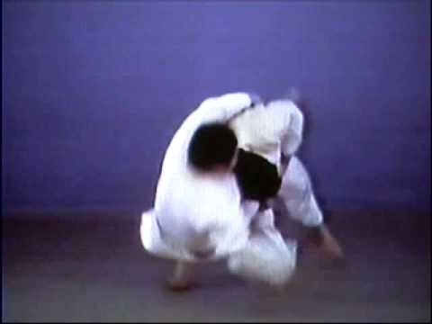 Judo - Morote Gari Image 1