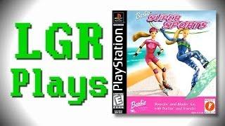 LGR Plays - Barbie Super Sports