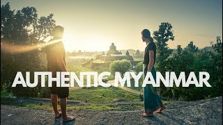 THE MOST AUTHENTIC PLACE TO VISIT IN MYANMAR I MRAUK U