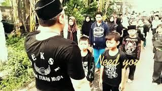 Keluarga besar beksi satu Mahdi Sueb