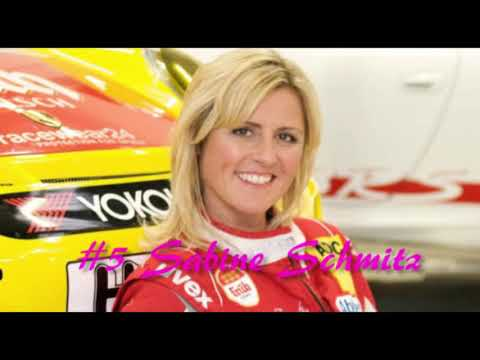 The Top 10 Best Women in Racing