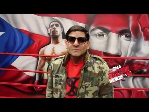 Angel Garcia On A Posiible Danny Garcia Adrien Broner Fight