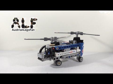 frachtflugzeug 42025 lego technic. Black Bedroom Furniture Sets. Home Design Ideas
