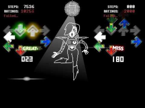 [Undertale x StepMania] Death By Glamour (vs. Mettaton EX)