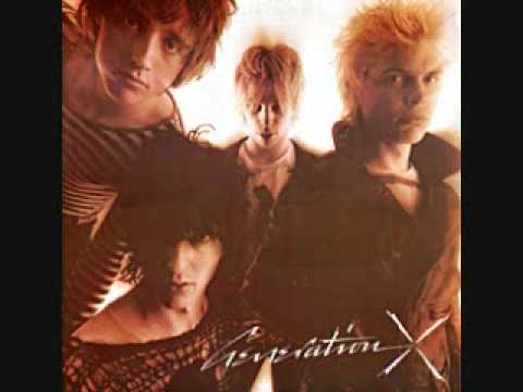 Generation X - Kiss Me Deadly