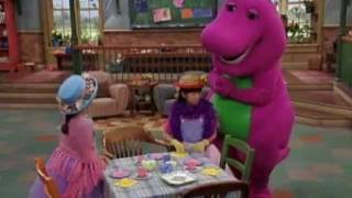 Watch Barney Please And Thank You video
