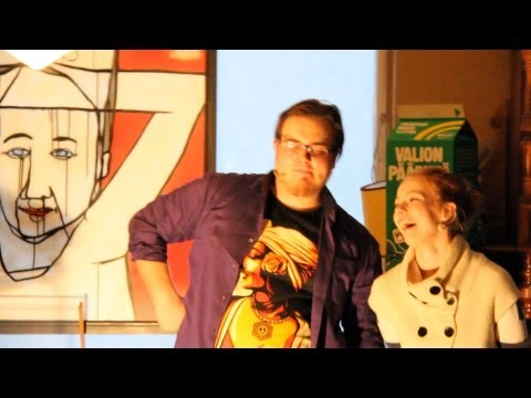 Lentävän Poron Teatteri - Totuustötterö video