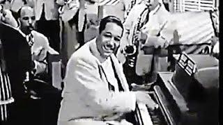 ♫Take The A Train♫ Duke Ellington and his band 1942 Clip: edited by U.K. 7 scenes.