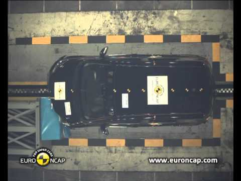 Euro NCAP | Nissan Note | 2013 |Краш-тест
