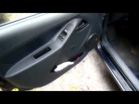 Подлокотник на водительскую дверь своими руками