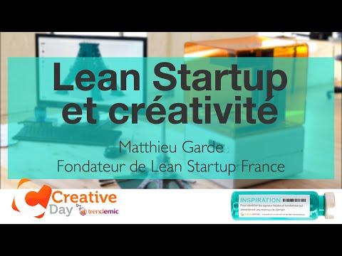 Creative Day - Lean startup et créativité