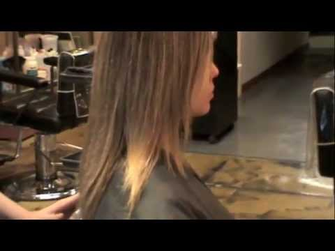 Hair Extensions Chicago: Skin Weft. Seamless. Tape Hair Extensions