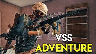 VSS ADVENTURE - PUBG (PlayerUnknown's Battlegrounds)
