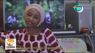 RAHAMA SADAU ROMANTIC ACT IN AJUWAYA