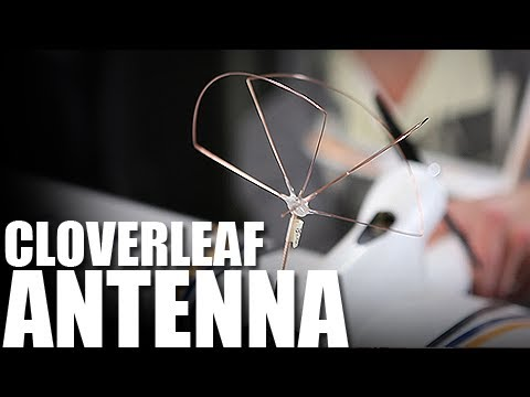 Flite Test - Cloverleaf Antenna - Flite Tip video