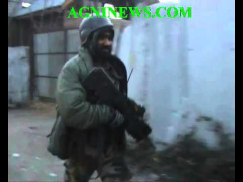SOPORE..ARMY AND POLICE GUN DOWN TWO MILITANTS