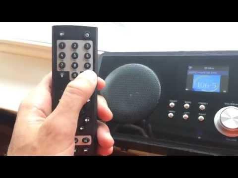 ★★★★★  Ocean Digital WiFi Internet Radio WR60 Wlan Wireless Connection - Amazon