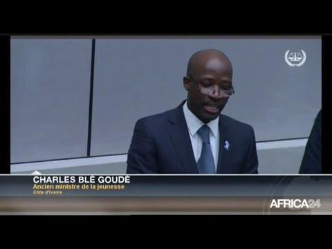 Côte d'ivoire, Troisième jour du procès de Laurent Gbagbo et Charles Blé Goudé à la CPI (3/3)