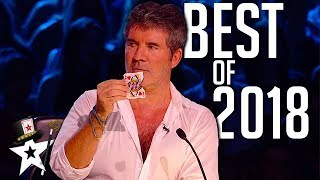 BEST MAGIC Auditions in 2018 | Magicians Got Talent