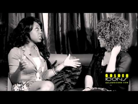 Nadia Buari's Interview - Part I - with Golden Icons