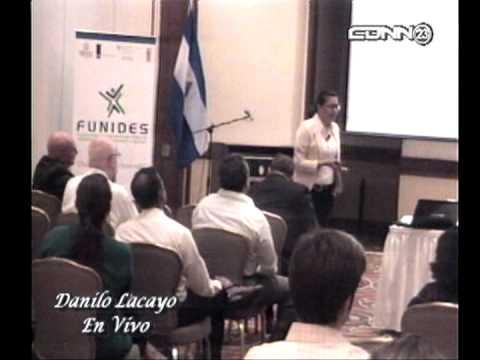 Comentarios Danilo Lacayo sobre presentación de FUNIDES en estudio del arbitraje