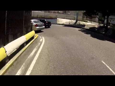 Paramedicos Motorizados // accidente distribuidor quinta crespo