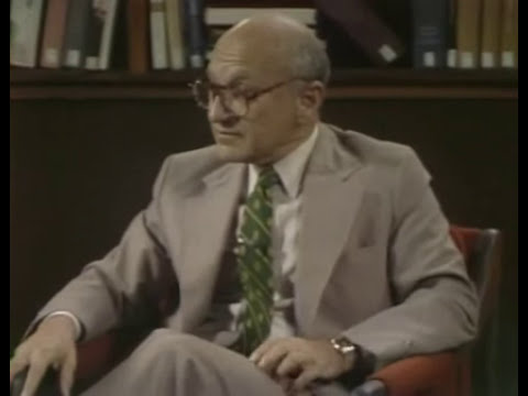 Free to Choose: Part 1 of 10 The Power of the Market (Featuring Milton Friedman)