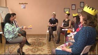 """""""Женский клуб"""" - школа женского коучинга (Бийское телевидение)"""