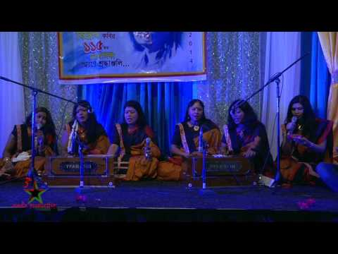Kazi Nazrul Islam(kazi nazrul islam (আমি শুনি যেনো তার চরণের ধবনি) Part 1