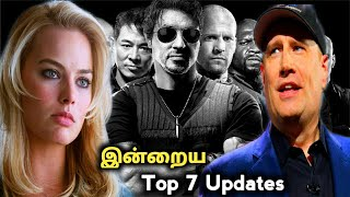 Today 7 Updates From Marvel and Hollywood in Tamil