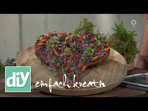 Gebundenes Herz  | DIY einfach kreativ!