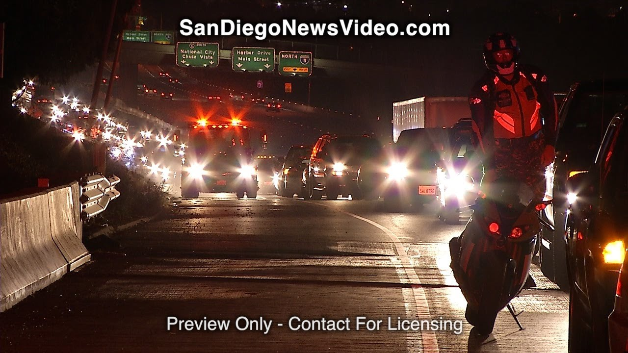 MULTI-CAR CRASH SHUTS DOWN INTERSTATE 15