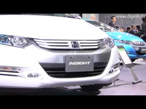 Honda Hybrid Insight : DigInfo