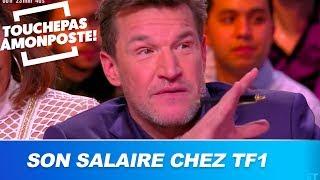 Benjamin Castaldi révèle son salaire à l'époque de TF1