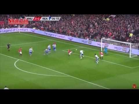 Tin Thể Thao 24H Hôm Nay (7h-8/1): Bộ 3 Martial Rooney Rashford Tỏa Sáng Giúp Man Utd Đè Bẹp Reading | tin the thao 24h hom nay