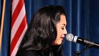 Download Lagu Performing 'Unlock your power' | Sherina Munaf | One Young World Gratis STAFABAND
