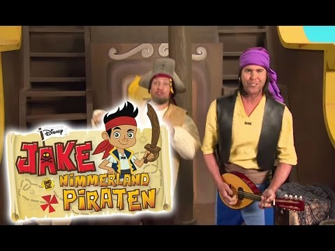 Disney Junior - Jake und die Nimmerland Piraten - Jolly Roger - Song