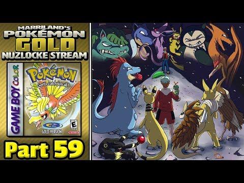 Pokémon Gold Nuzlocke, Part 59: Red Alert! [FINALE VS. RED]