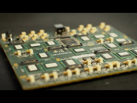 Stanford engineer creates circuit board that mimics the human brain