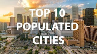 Top 10 Biggest Cities In The World by Deep Inside top 10s