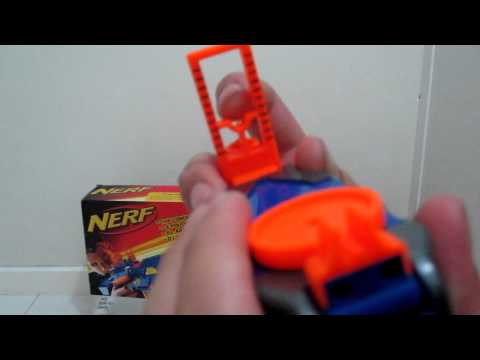 Review Nerf LongStrike CS-6 + Teste Fire [Portugues] - Diario Nerf